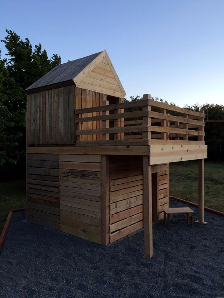 66 best images about diy pallet shed on pinterest pallet for Shed project