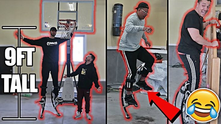 TEAM ALBOE TRIES SUPERHUMAN ROBOT LEGS!! HILARIOUS FAILS TEAM ALBOE WOLFIERAPS RYANSWAZE JUSTDUSTIN AND CHADWITHAJ TRY THE BIONIC ROBOT JUMPING STILTS CHALLENGE!! ENTER THE GIVEAWAY HERE: http://ift.tt/2qpLQ1I Buying Every Advertisement I See UNBOXING!! (PART 1 | $1000 CHALLENGE) https://youtu.be/VeiKrzUsHTc MERCH AVAILABLE NOW: http://ift.tt/2yVVSKz Subscribe to the boys: MoreWolfie: https://www.youtube.com/morewolfie ChadWithaJ: https://www.youtube.com/chadwithaj JustDustin…