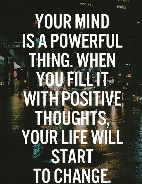 Most of all, positive visualization gives you the willpower to go after your dreams.