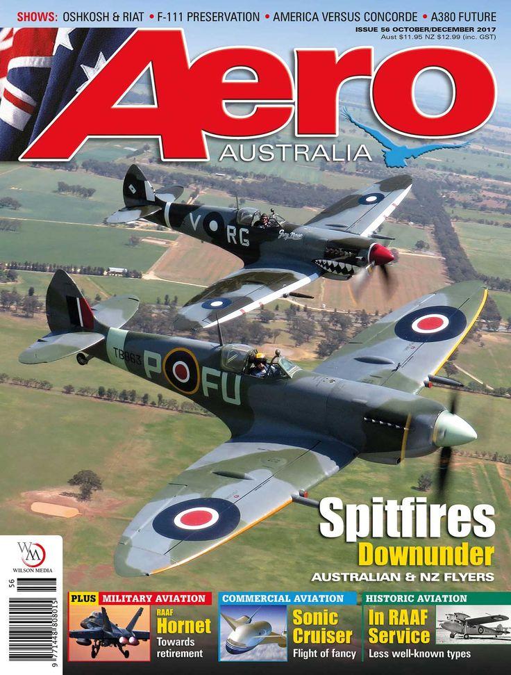 Aero Australia issue 56 (Oct-Dec 2017)