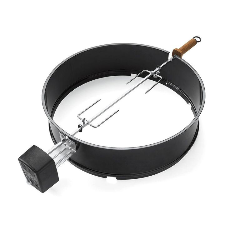 Weber Electric Rotisserie for One-Touch Kettle Charcoal Grills