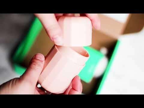 Myro Natural Deodorant Trial Box - in Solar Flare Scent