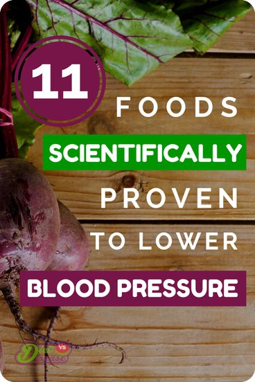 11 Foods Scientifically Proven to Lower Your Blood Pressure | DIET vs DISEASE