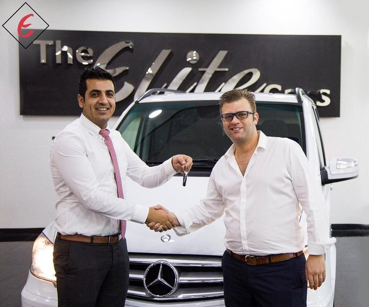 Mr. Mirko Antlchi will now be all set to go out of town this long weekend for the UAE National Day as he receives the key to his Mercedes-Benz Viano from our sales executive Aiham. Congrats and have a happy drive!