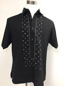 Mens Black Small Barong Tagalog Dress Shirt Burda Nasonyal Philippines Asian     eBay