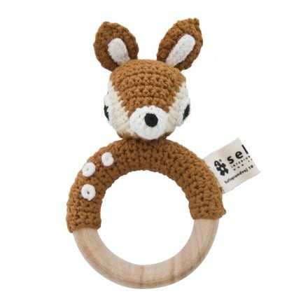 Sebra Babyrassel Bambi