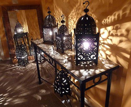 I think I'll start collecting lanterns ...