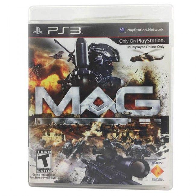 Juego PS3 Mag - Juegos de Consola - TV, Consolas y Juegos - Tecnología - Sensacional