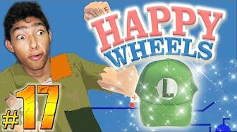 LA PIERNA BOOMERANG Happy Wheels Episodio 23 Fernanfloo - YouTube