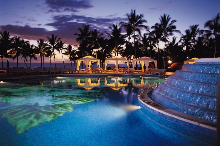 Vote - Grand Wailea Resort - Maui - Best Hotel Pool Nominee: 2015 10Best Readers' Choice Travel Awards