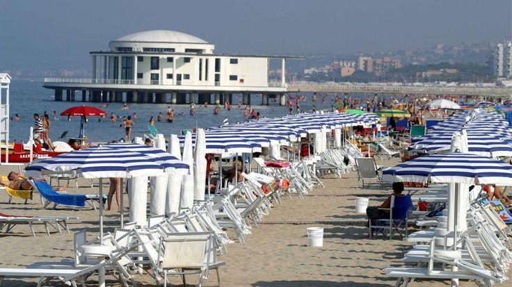 """Rotonda a mare"" - Senigallia beach"