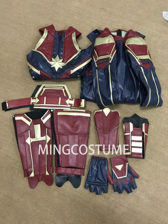 Captain Marvel Costume Carol Danvers Cosplay Costume Etsy Captain Marvel Costume Marvel Costumes Captain Marvel Alibaba.com offers 896 captain marvel costume products. pinterest