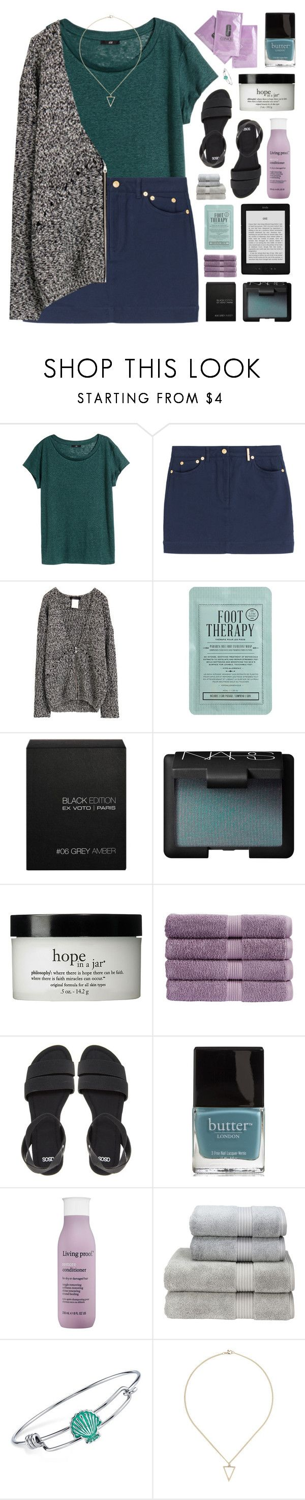 """""""SUGAR VENOM"""" by emmas-fashion-diary ❤ liked on Polyvore featuring H&M, Kenzo, Kocostar, Ex Voto Paris, NARS Cosmetics, philosophy, Christy, ASOS, Butter London and Living Proof"""