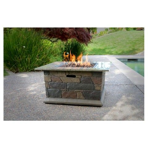 55 best images about outdoors on pinterest faux stone propane fire pit table and gas fire table. Black Bedroom Furniture Sets. Home Design Ideas