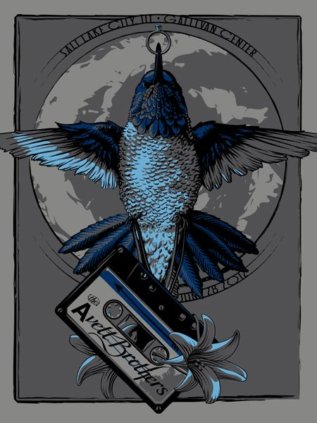 The Avett Brothers....I think the Avett Brothers like birds as much as I do!