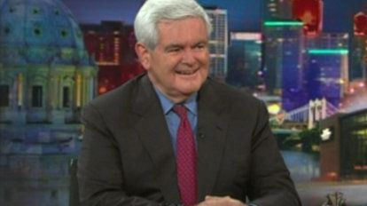 """Newt Gingrich 