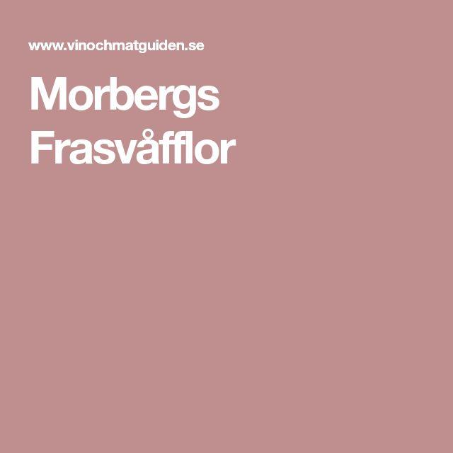 Morbergs Frasvåfflor