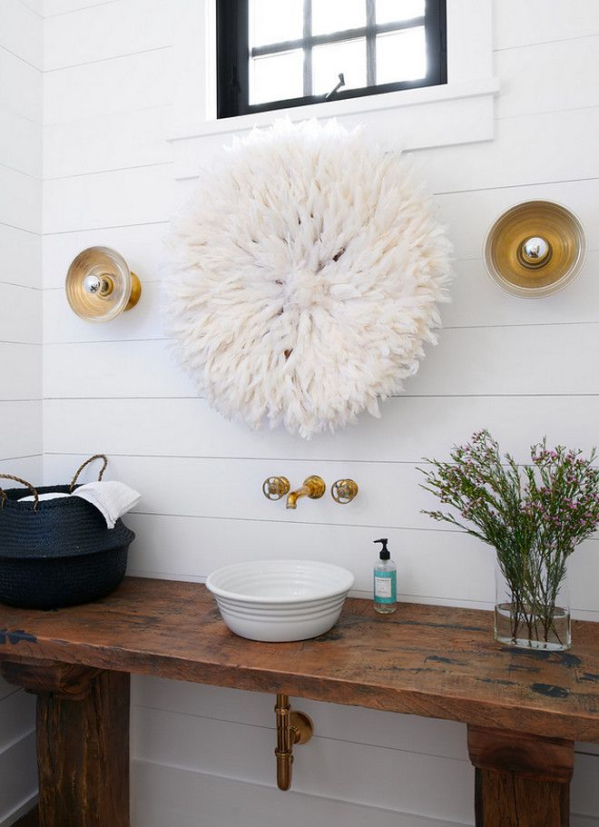 R.W. Atlas Wall Mounted Faucet With Metal Wheel Handles