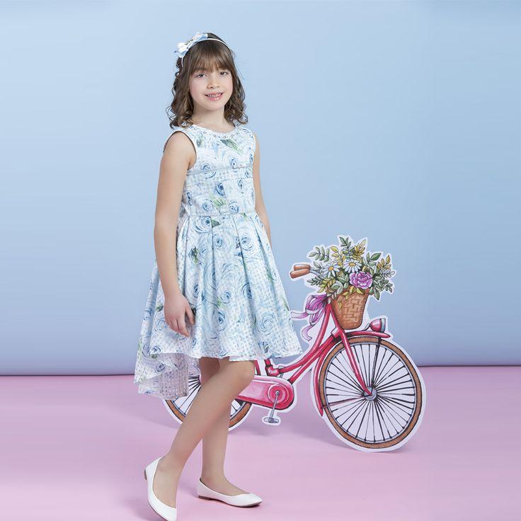 Yaz partileri, piknikler, plajlar... Elbiselerim hazır! Summer parties, picnics, beaches... My clothes are ready! احتفالات صيفية , الشواطئ ... ملابس جاهزة !   #elbise #dress #clothes #girl #fashionkids #kidsstyle #stylish #tasarım #design #summer #spring
