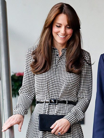See Princess Kate's New Bangs from Every Angle | WINDSWEPT | It was hard to notice a change in the 33-year-old's hairstyle when a breeze pressed her new fringe against her head.