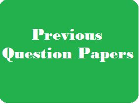 UP Postal Circle Exam Question Papers in Hindi