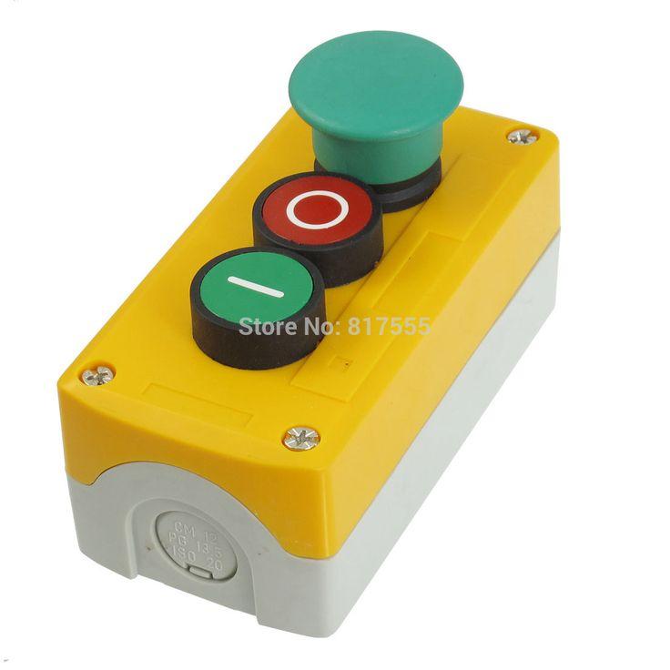 $24.89 (Buy here: https://alitems.com/g/1e8d114494ebda23ff8b16525dc3e8/?i=5&ulp=https%3A%2F%2Fwww.aliexpress.com%2Fitem%2F240V-3A-SPST-Momentary-Mushroom-Red-Green-Flat-Push-Button-Switch-Station-Box%2F2024542586.html ) 240V/3A SPST Momentary Mushroom Red Green Flat Push Button Switch Station Box for just $24.89