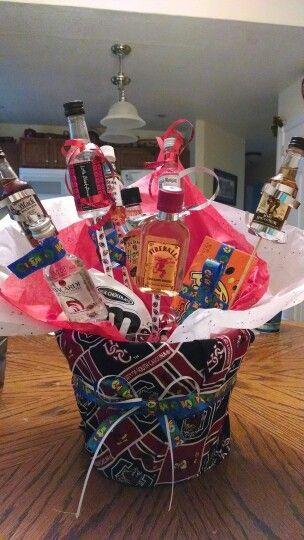Booze basket
