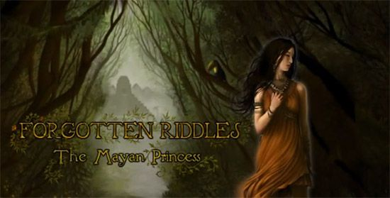 Forgotten Riddles – The Mayan Princess Hidden Object Game start royal family supposedly died in 1536, yet artifacts left by the Mayan princess have been