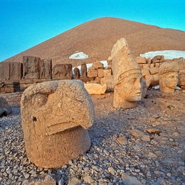 Nemrut Mountain (Unesco World Heritage)
