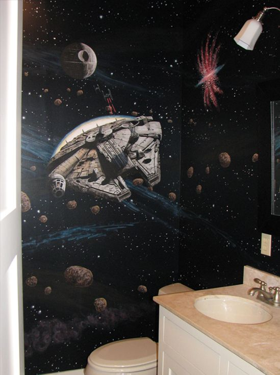 27 Best Images About Star Wars Room Ideas On Pinterest