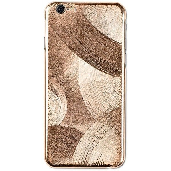 La Mela Arte iPhone 6 & 6S Case ($350) ❤ liked on Polyvore featuring men's fashion, men's accessories, men's tech accessories and mens wallet iphone case