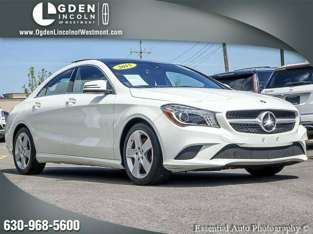 Ebay Advertisement 2015 Mercedes Benz Cla Class Cla 250 2015