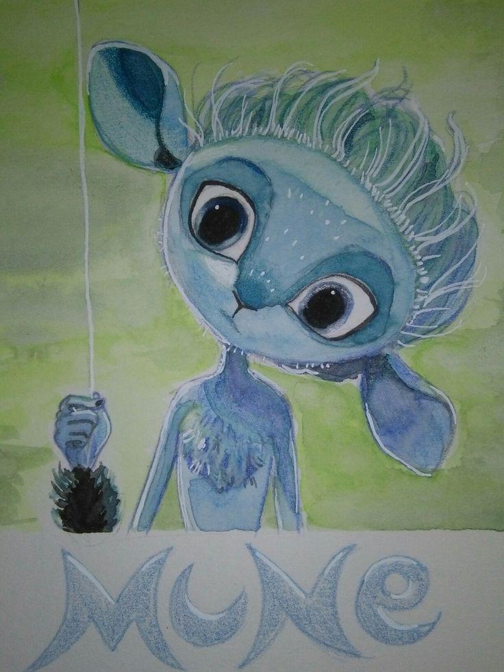 Mune watercolors