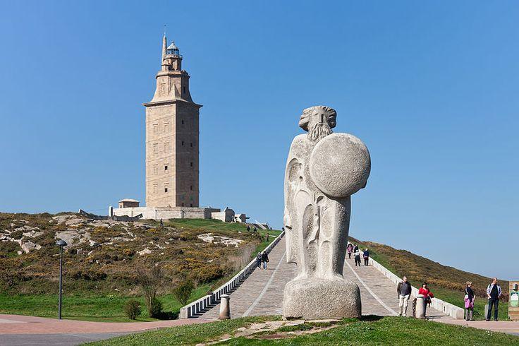 Una exposición recorre la historia de la Torre de Hércules (Coruña) a través de nuevas tecnologías - Arqueología, Historia Antigua y Medieval - Terrae Antiqvae
