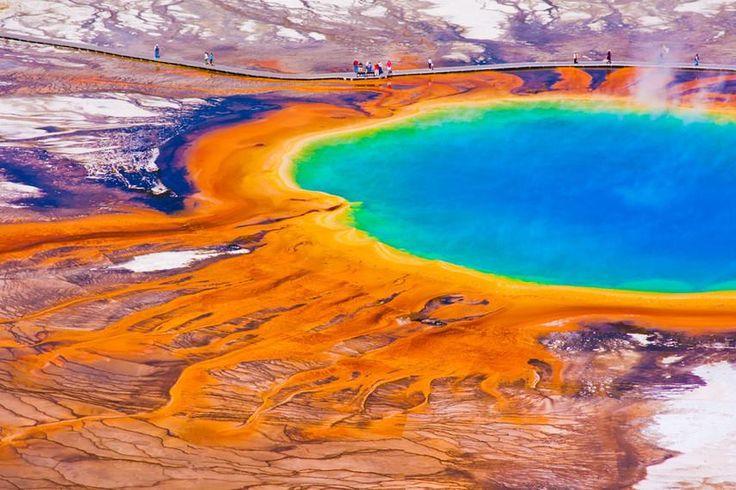 Parco Nazionale di Yellowstone - USA