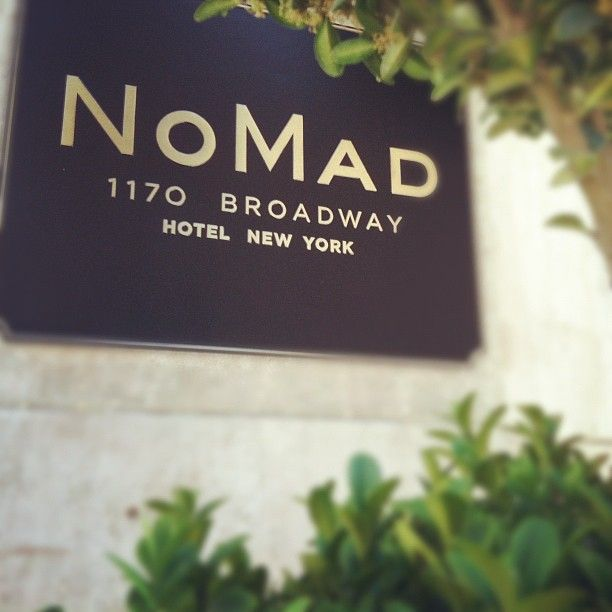 The NoMad Restaurant in New York, NY