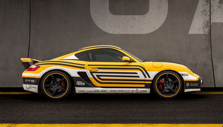 Gybe Racing Identity