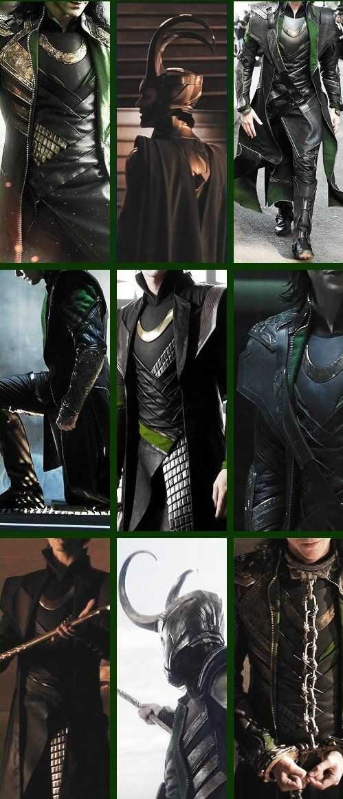 "Tom Hiddleston ""Loki"" From http://lo-ki-nk.tumblr.com/post/72715746951"
