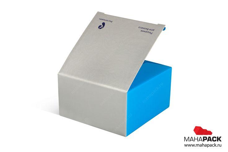 Коробка из МГК с ложементом для телекоммуникационного оборудования под заказ