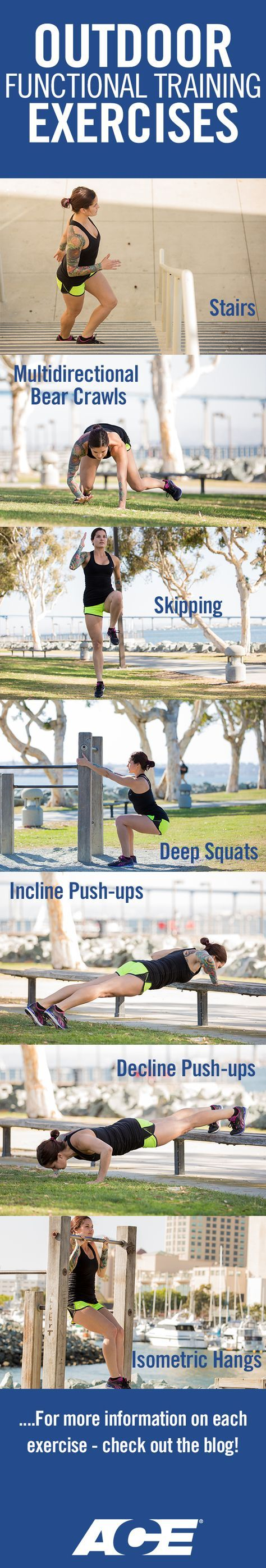 Outdoor Functional Training Exercises http://www.rimsportsgear.com/