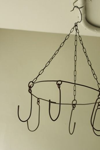 Iron Round Hook hanger - 6 | IRRE