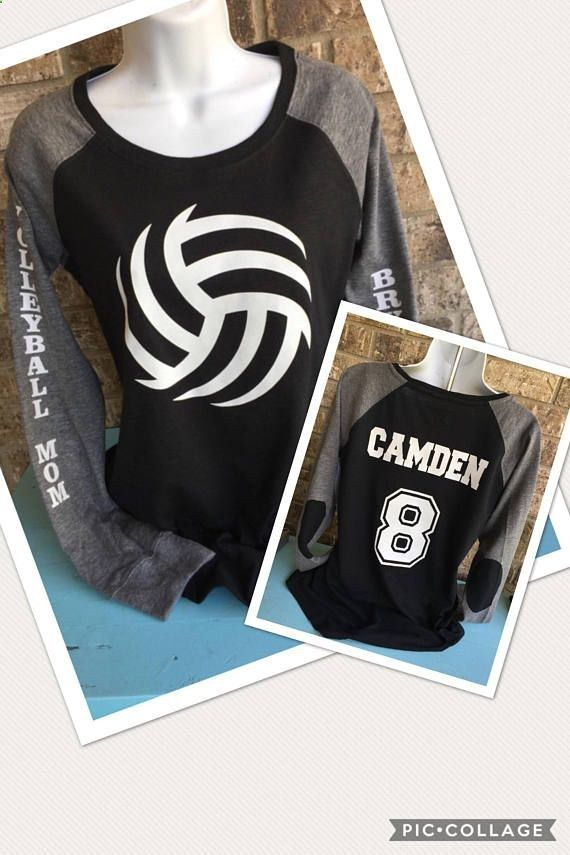 Volleyball Laces Shirt Name and Number on back volleyball