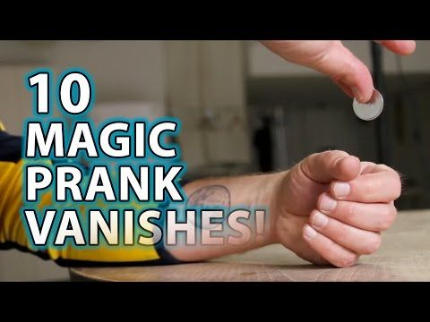 10 Weird Magic Pranks with EARS!! HOW TO Tricks YOU CAN DO! - YouTube
