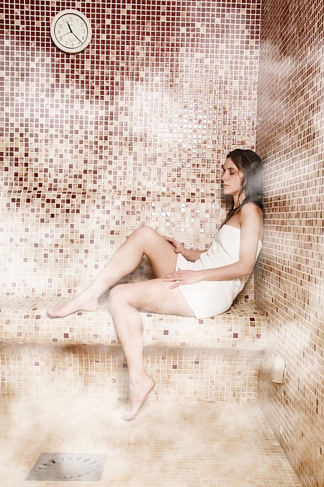 Hotel La Salve - Torrijos (Toledo) - Baño turco con cromoterapia