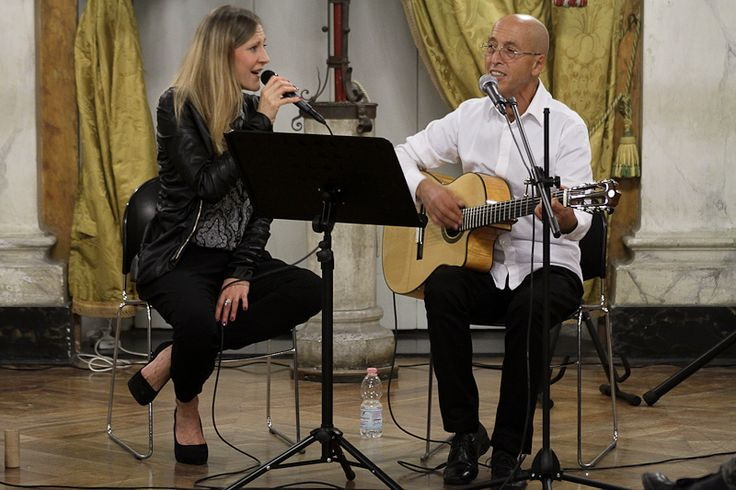 Lisa Angelillo e Carlo Marrale