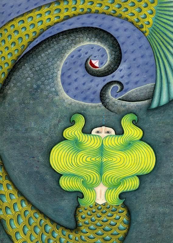 ALICE GUICCIARDI, The Little Mermaid