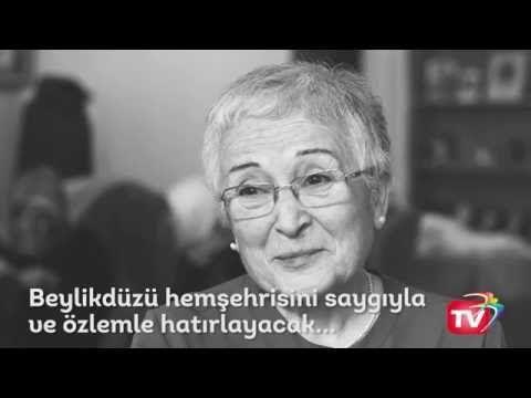 Beylikdüzü Belediyesi Örgü Kursu Eğitmeni Nimet Torunoğlu Güngör Vefat Etti - YouTube
