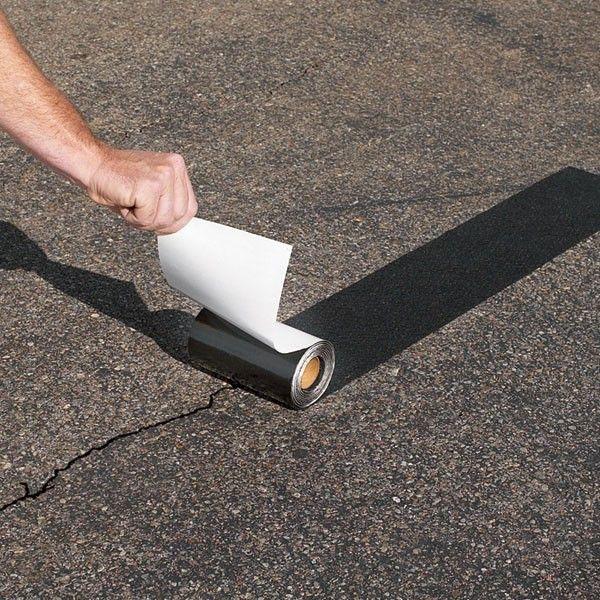 Peel And Stick Asphalt Driveway Repair System Asphalt Driveway Repair Driveway Repair Asphalt Driveway