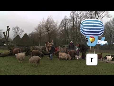 VLL letter r NL vs2 - YouTube