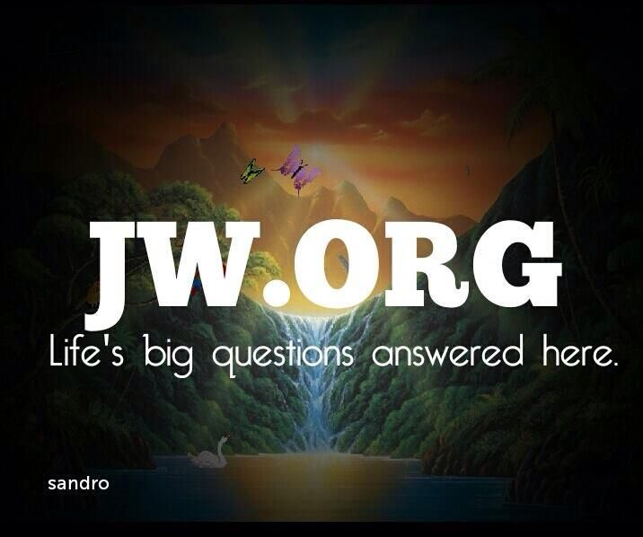 Jw org  Check it out! All the answers you need!! | Jw org stuff and